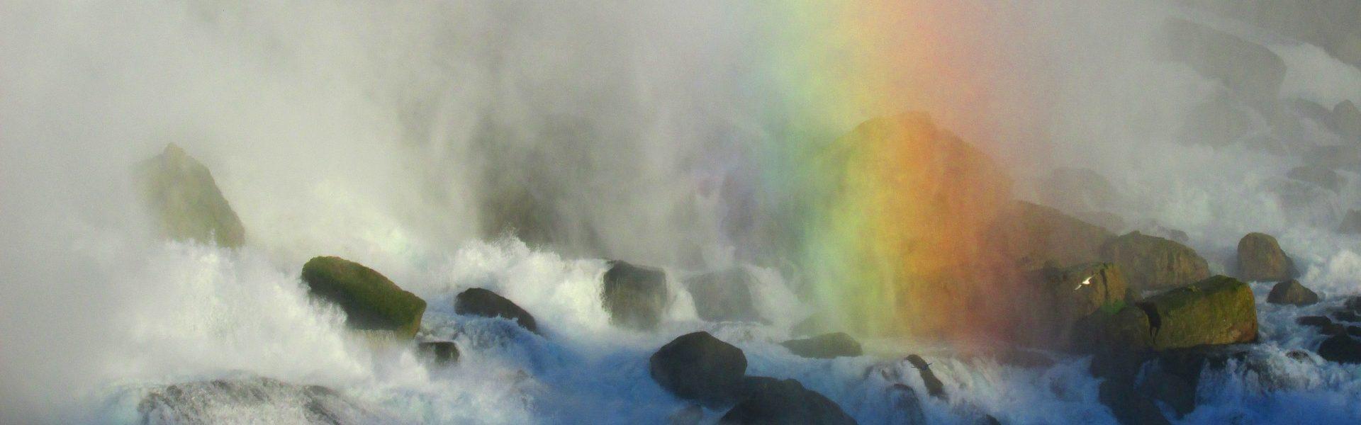 Regebogen Wasserfälle